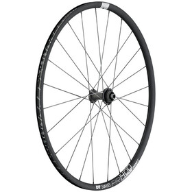 DT Swiss PR 1400 Dicut DB 21 Front Wheel Alu Center Lock 100/12mm TA graphite